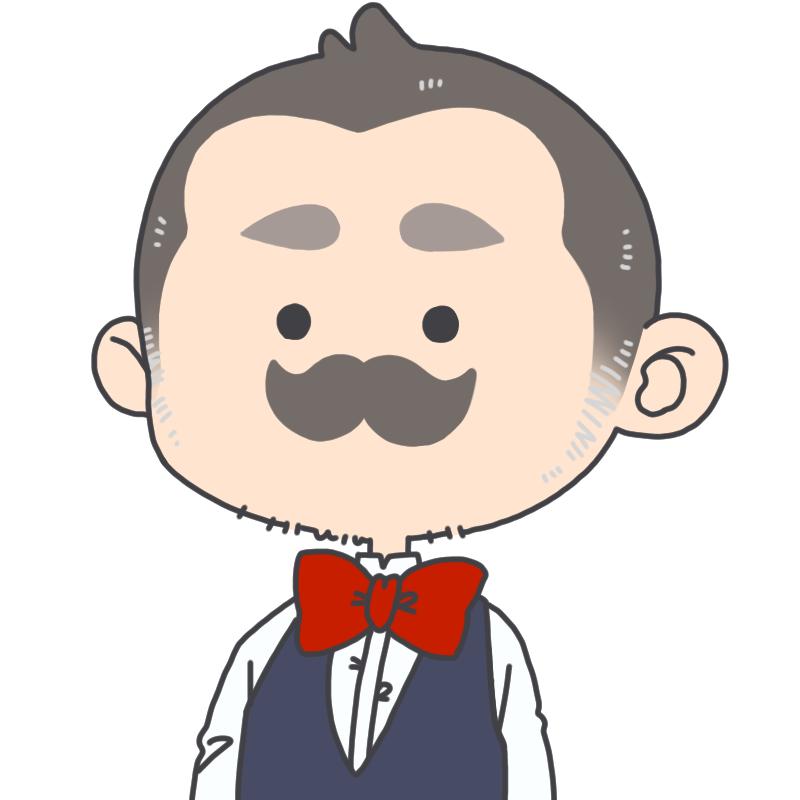 ひげマスター